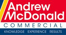 Andrew McDonald - logo